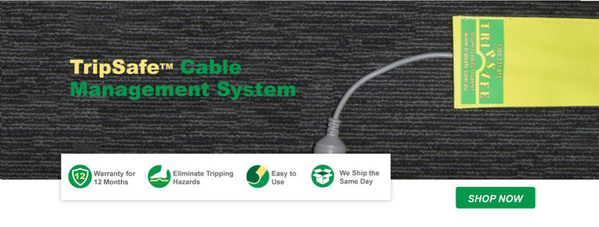 TripSafe: Floor Cable Management Systems